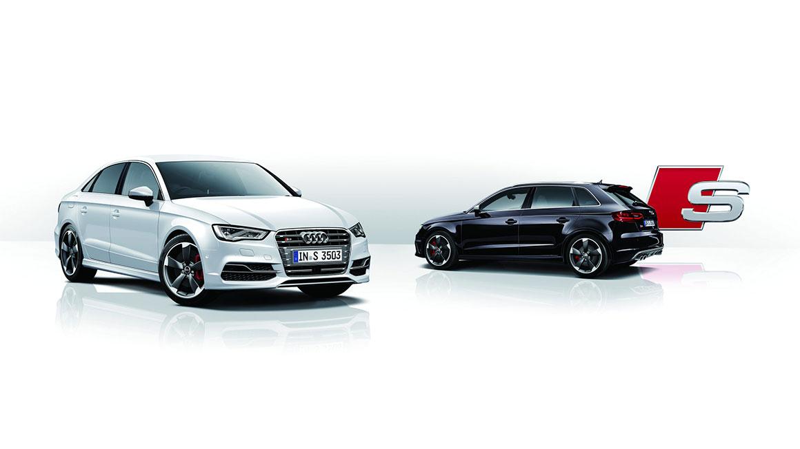 限定モデル Audi S3 urban sport limited を発売