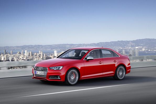 時代をリードするプレミアム ハイパフォーマンスカー 新型Audi S4 / S4 Avantを発売