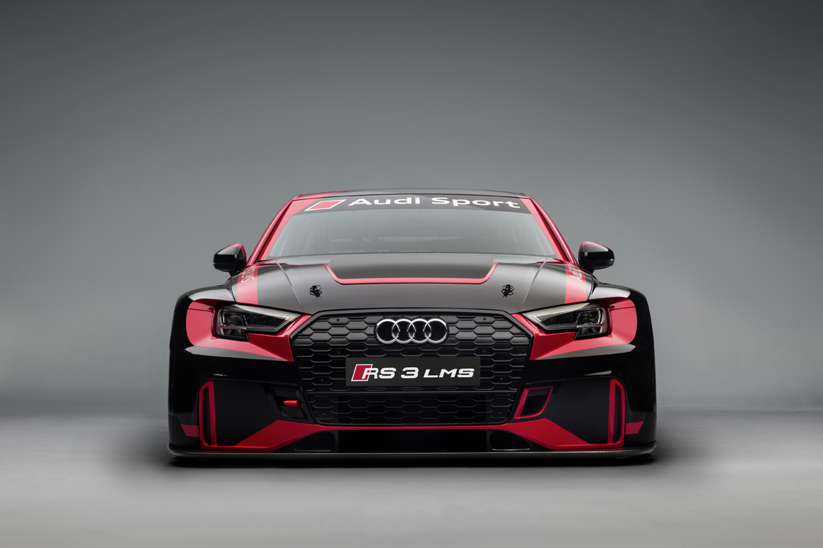Audi RS 3 LMSを国内受注開始