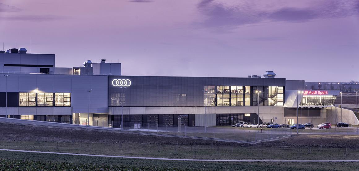 quattro GmbHの名称をあらためAudi Sport GmbHに変更
