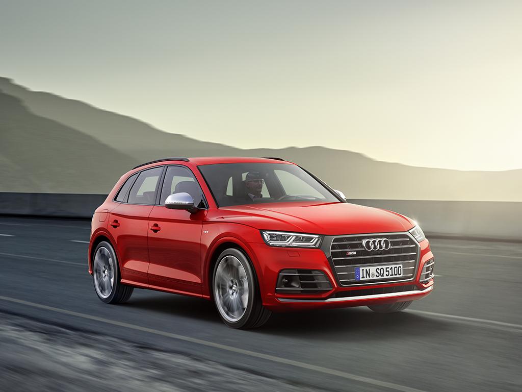 ダイナミックかつエモーショナル:新型Audi SQ5 3.0 TFSI