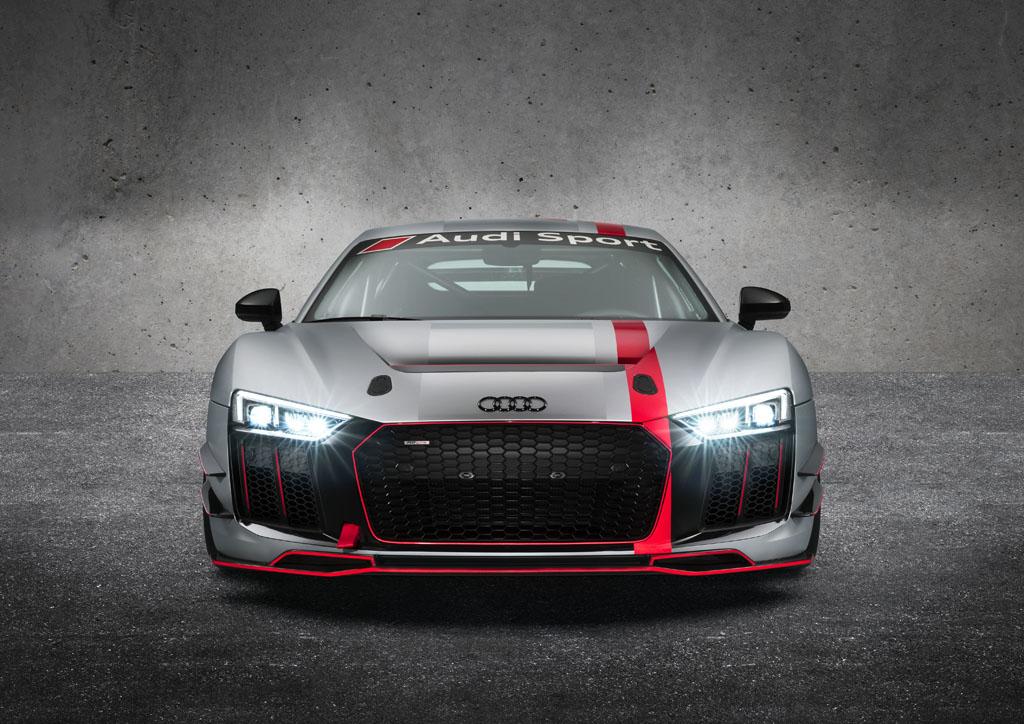 Audi R8 LMS GT4をワールドプレミア: Audi Sportカスタマーレーシング、さらなる成長へ