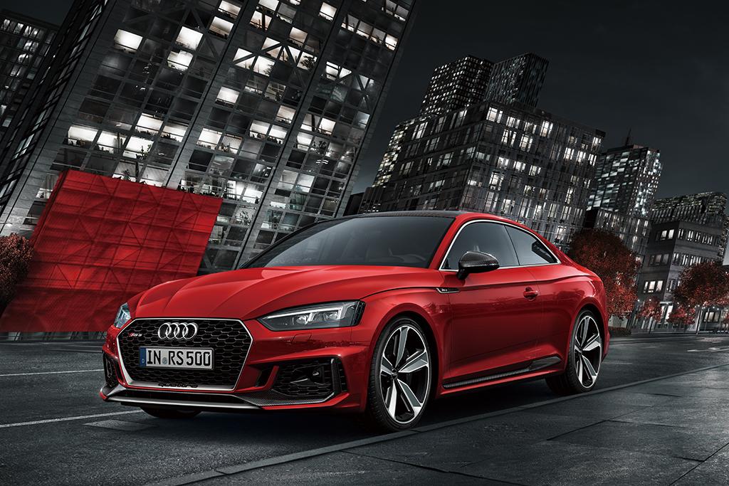 新型Audi RS 5 Coupé を発表、受注を開始