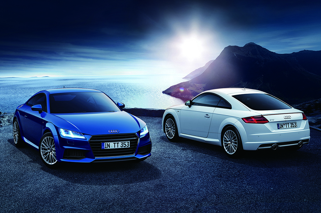 限定モデル Audi TT Coupé 1.8 TFSI lighting style editionを発売