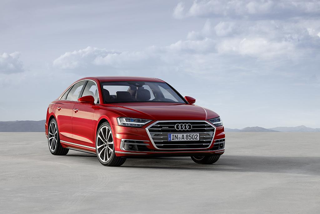 新型Audi A8:ラグジュアリークラスの未来