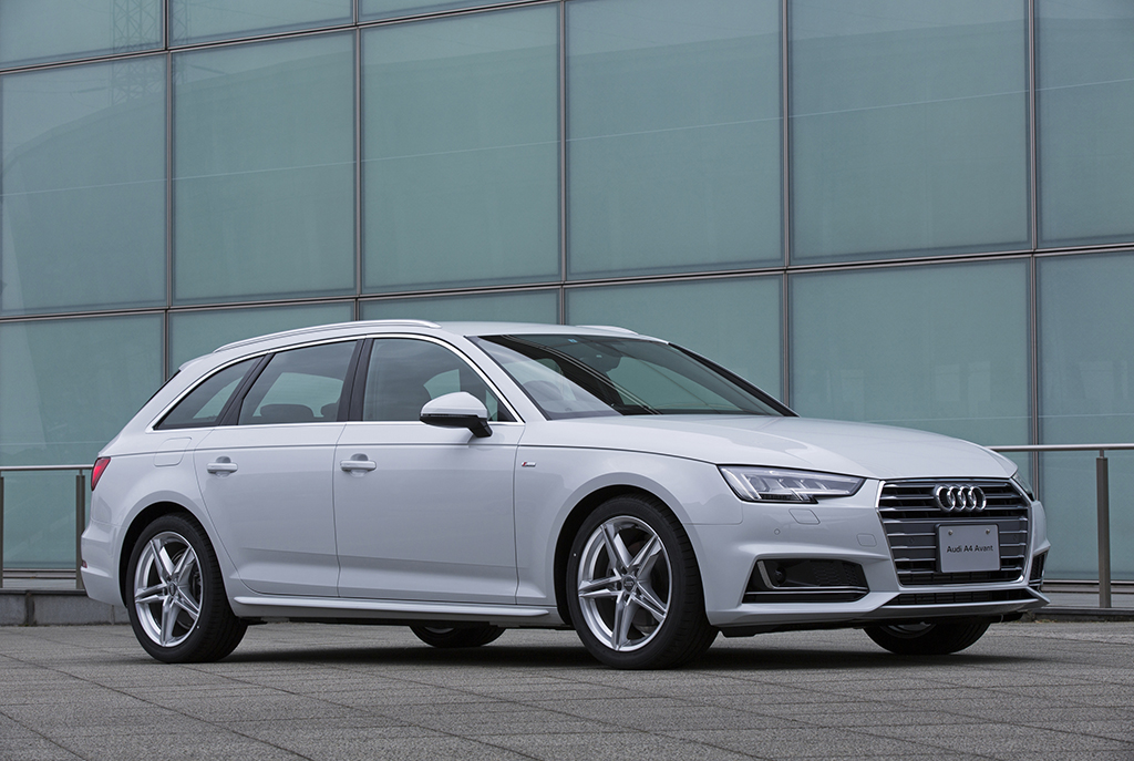 Audi A4 シリーズ、減税対象モデルを追加