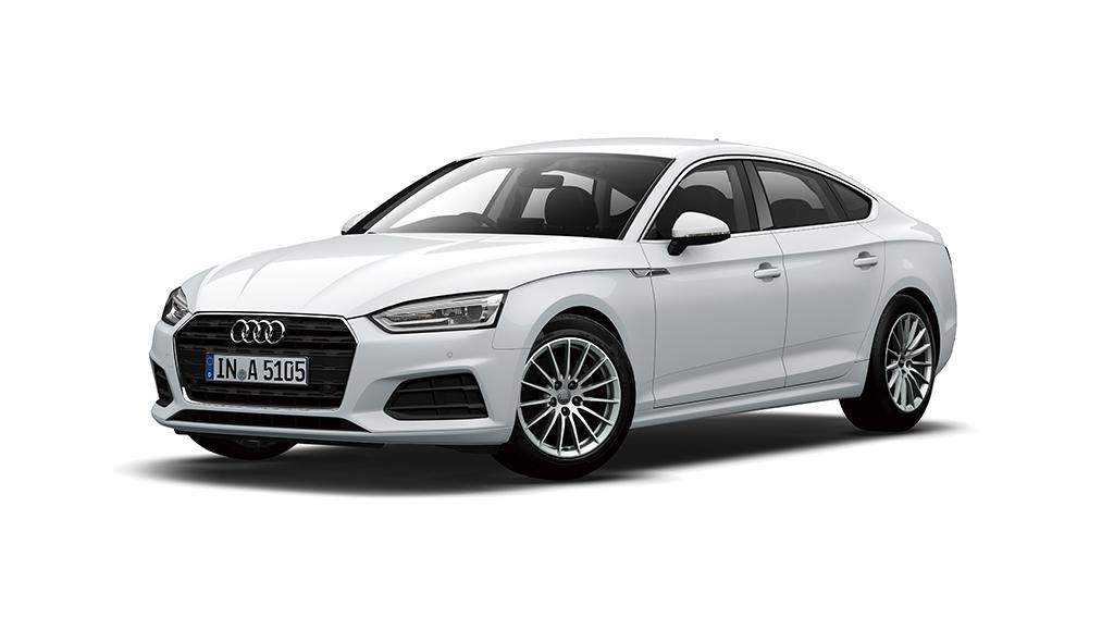 Audi A5 Sportback FWDモデル 販売開始