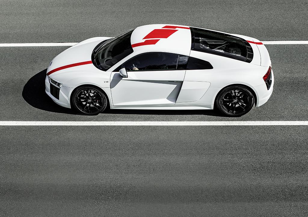 純粋なドライビングダイナミクス:新型Audi R8 V10 RWS