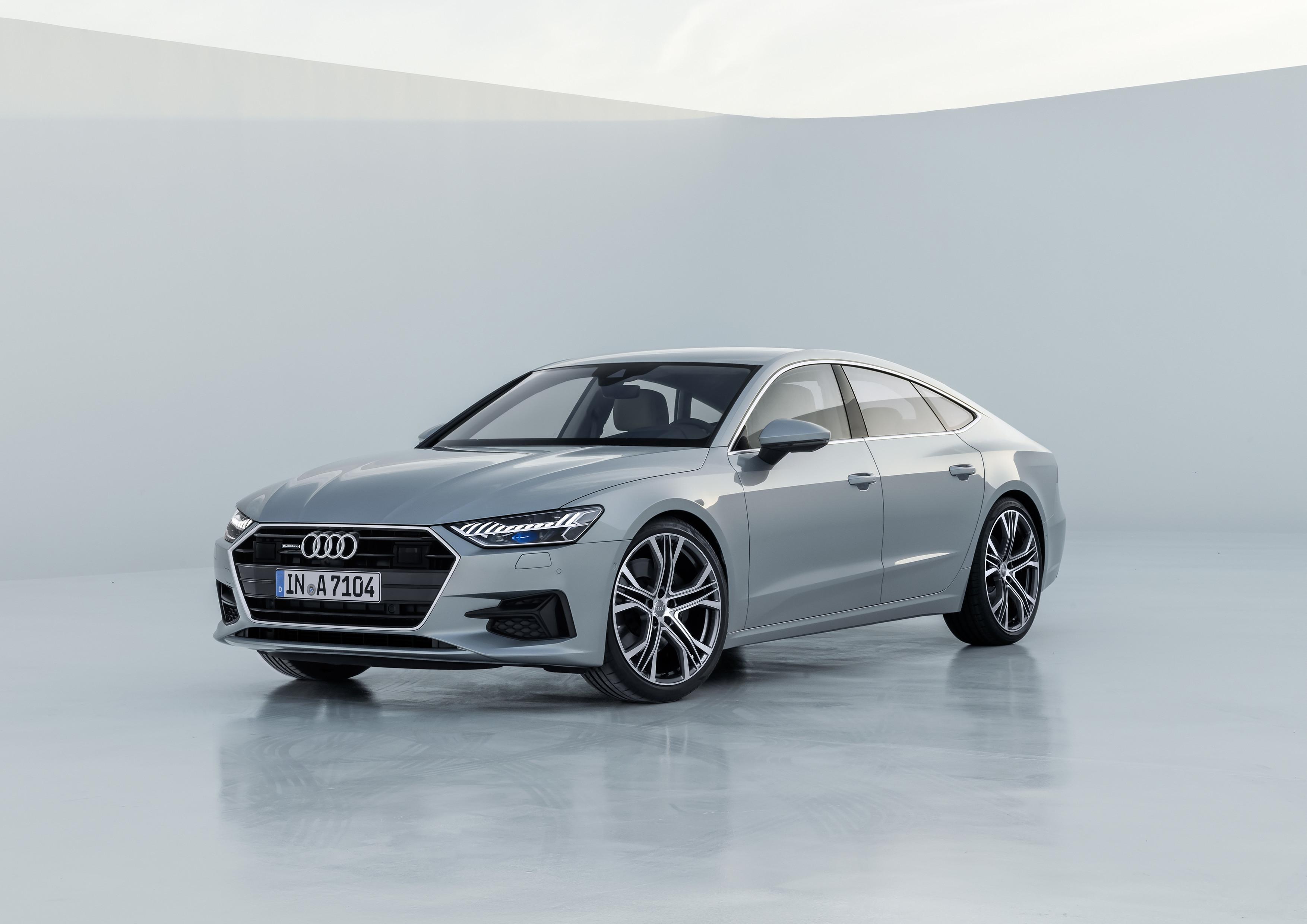 新型Audi A7 Sportback:ラグジュアリークラスにおけるアウディのスポーティさの代表