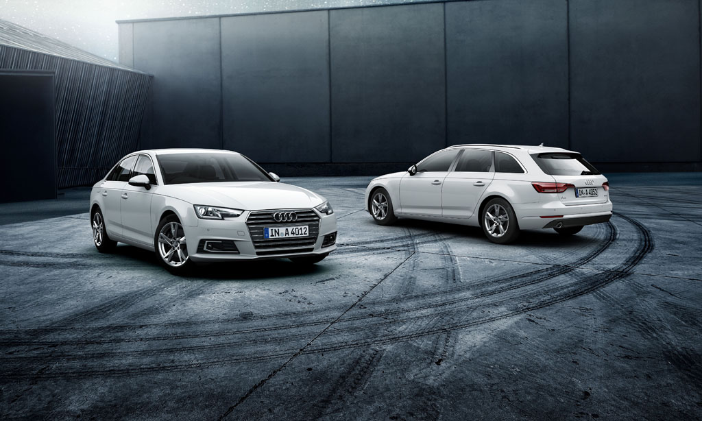 Audi A4 / A4 Avantのモデル設定と装備を一部変更
