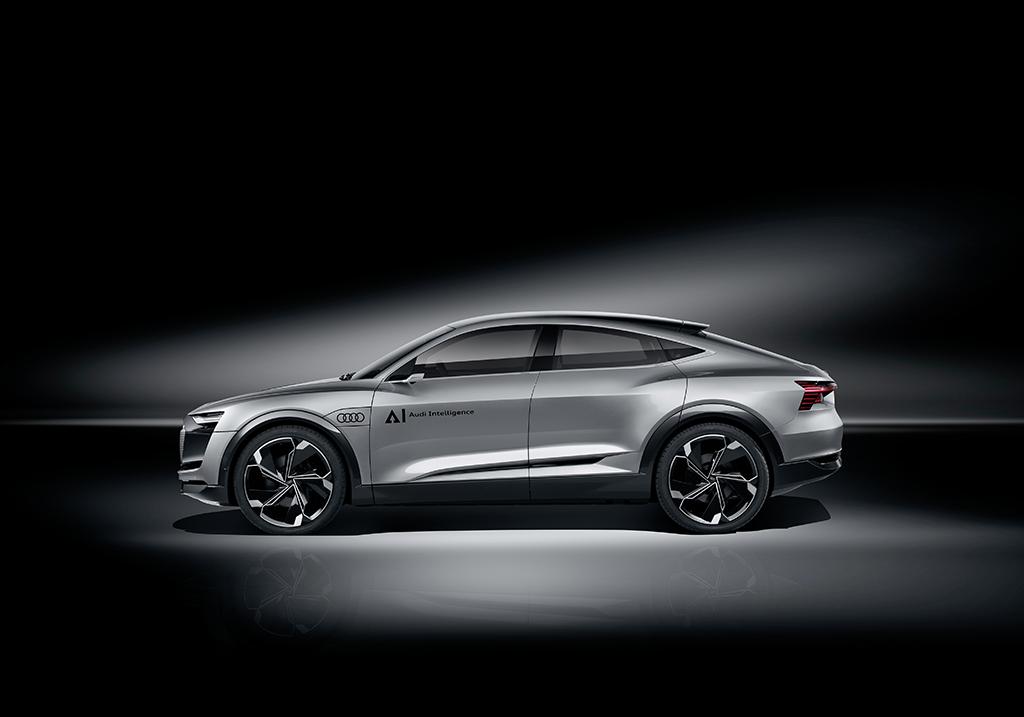 Audi Elaine concept —Tokyo Motor Show 2017/参考出展車—