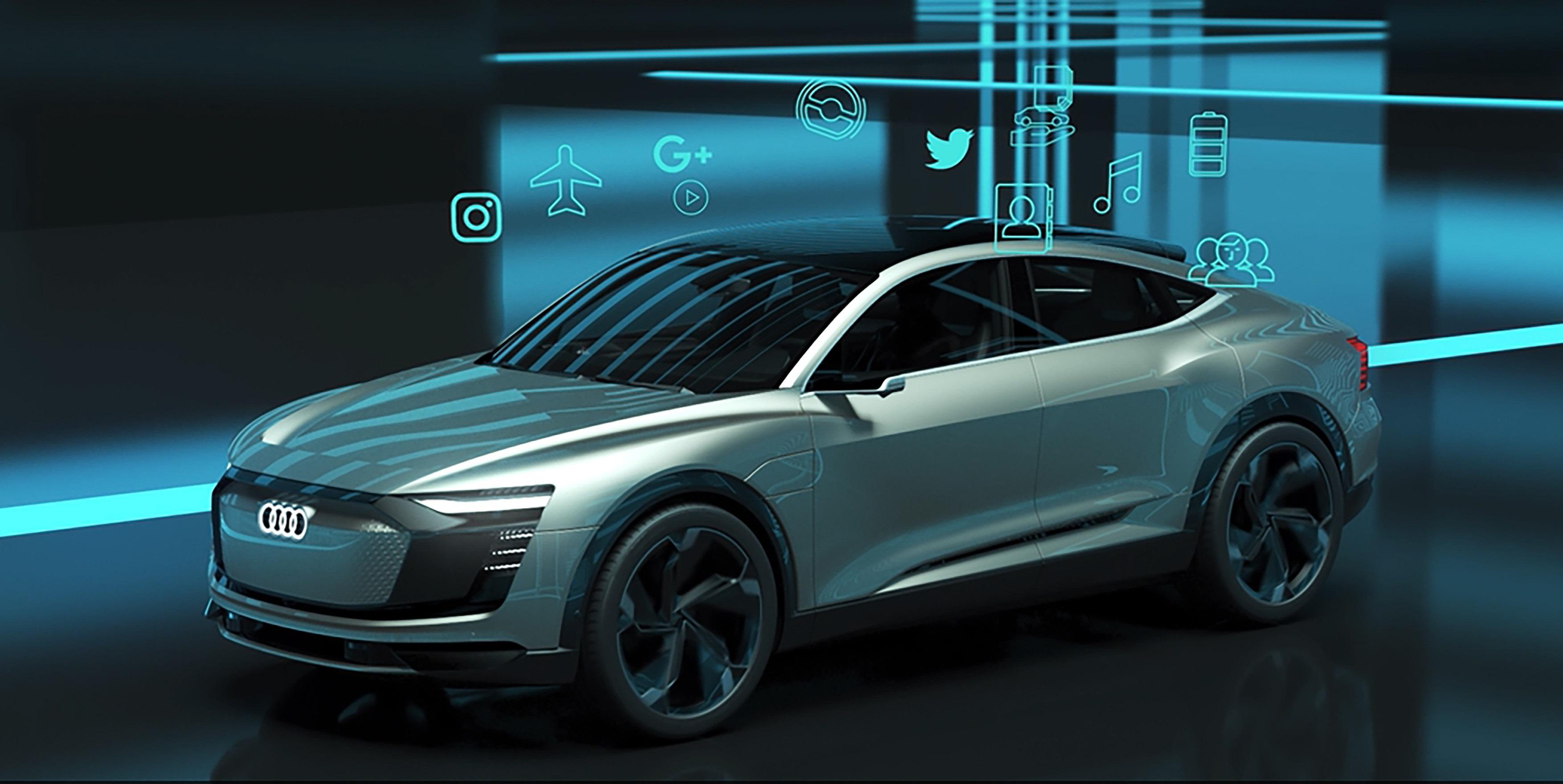 Audi AI-知能と共感力