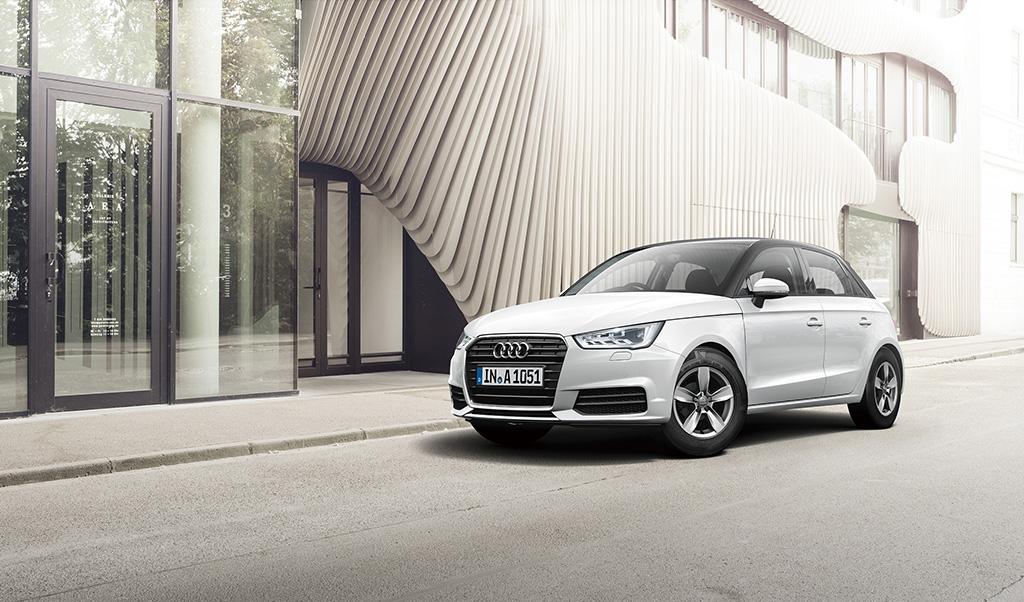 限定モデル Audi A1 Sportback pianissimo editionを発売