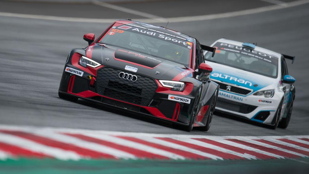 アウディ ジャパン、レース参戦プログラム「Audi race experience」を開設