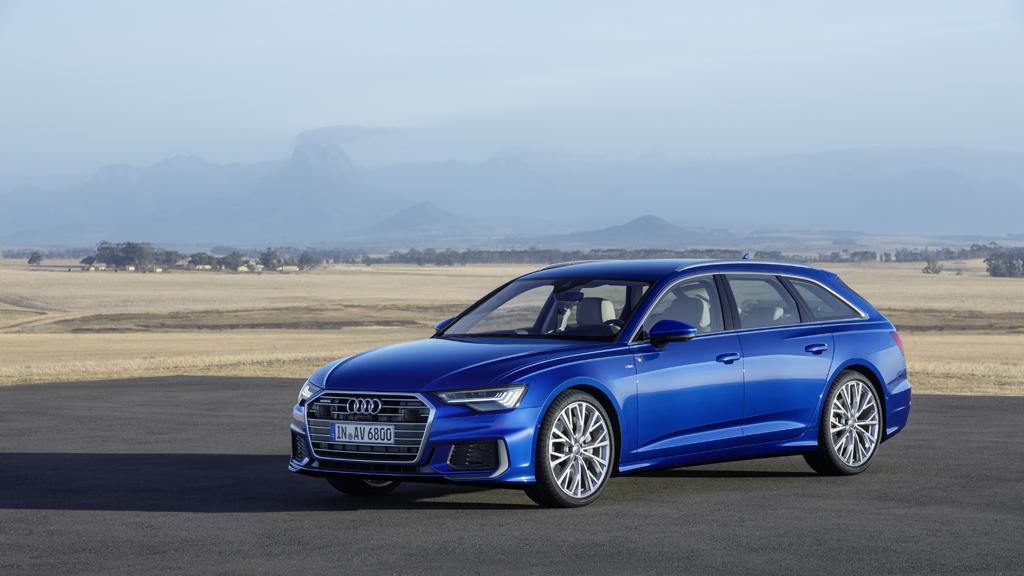 アバンギャルド:新型Audi A6 Avant