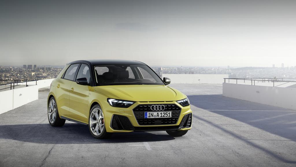 新型Audi A1 Sportback:アーバンライフの理想的なパートナー
