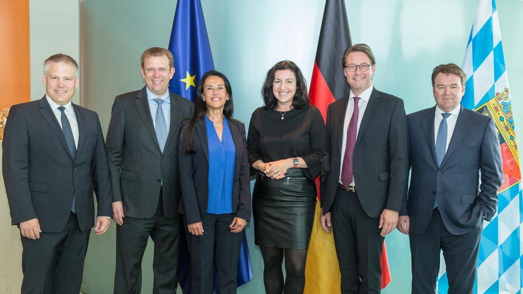 AUDI AG、インゴルシュタットにてエアタクシープロジェクトを支援