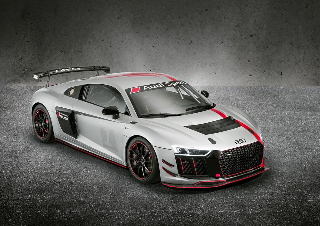 Audi R8 LMS GT4の国内販売を本格的に開始
