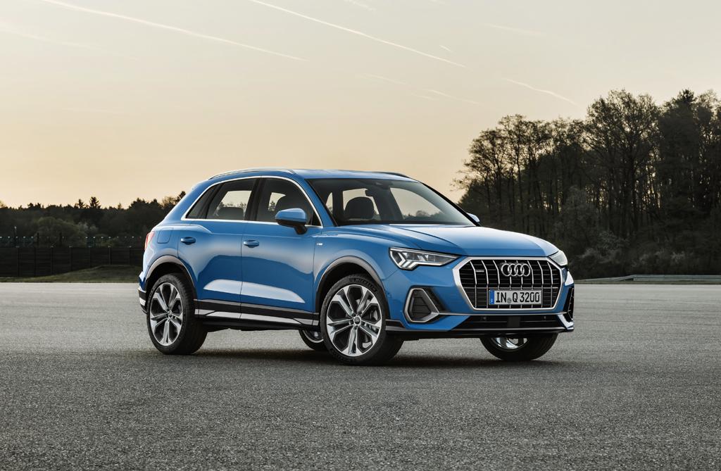 新型Audi Q3:成功を収めたSUVの、さらなる進化