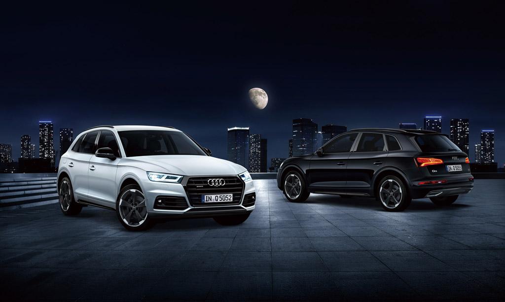 限定モデル Audi Q5 black editionを発売
