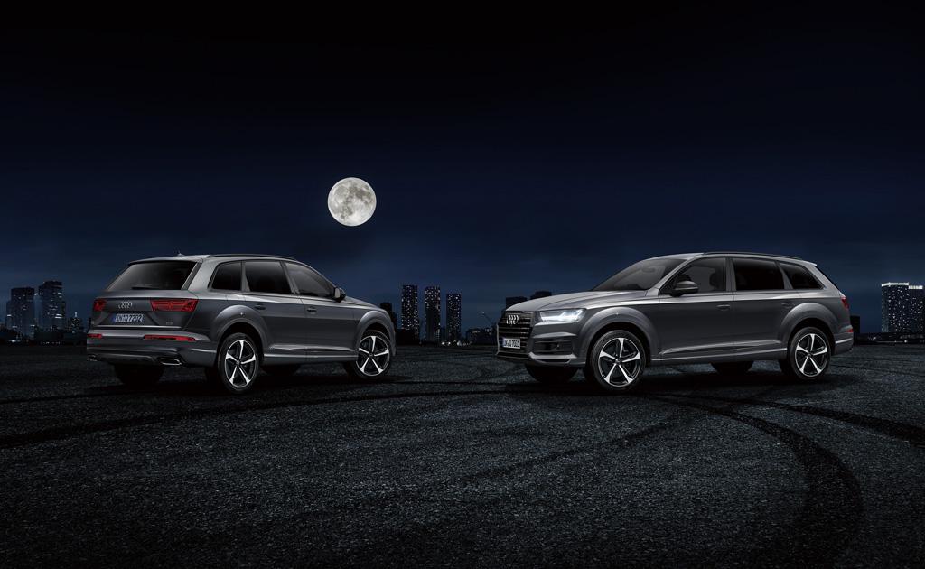 限定モデル Audi Q7 samurai editionを発売