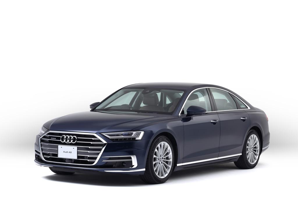 新型Audi A8を発売