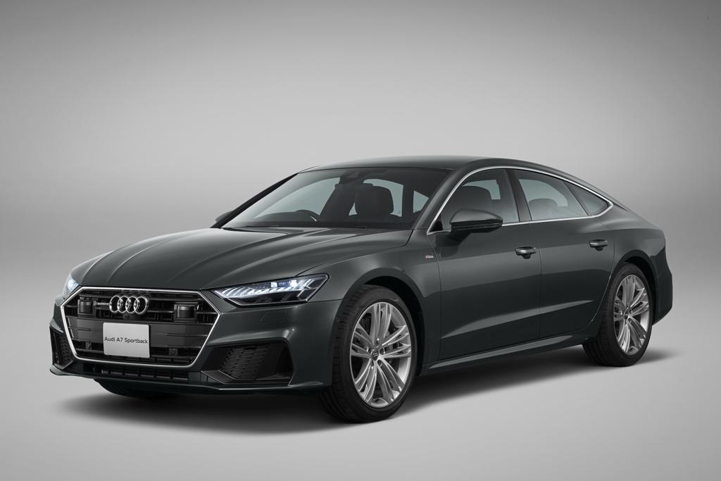 新型Audi A7 Sportbackを発売 -先進のプレミアム4ドアクーペを7年ぶりにフルモデルチェンジ-