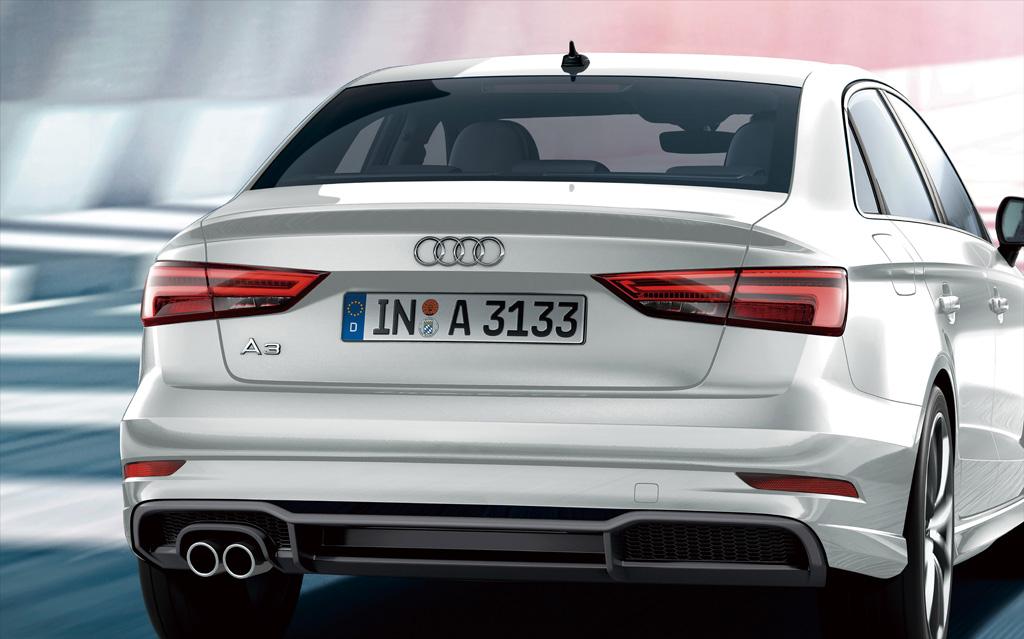 Audi A3 / S3シリーズの装備、仕様を一部変更