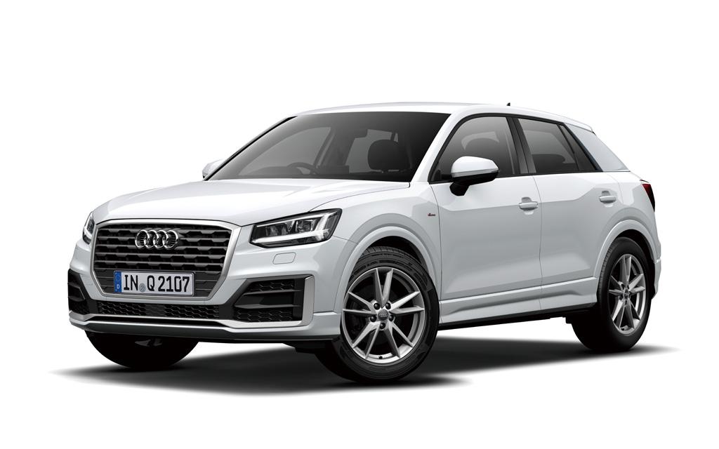 Audi Q2シリーズの装備、仕様を一部変更