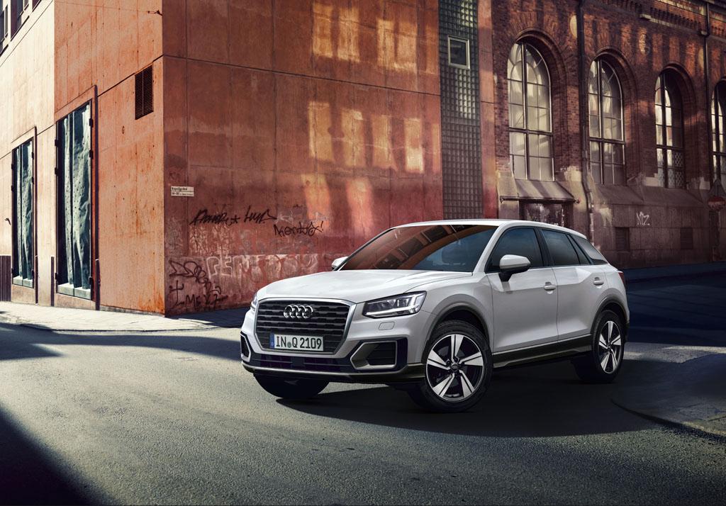 限定モデル Audi Q2 #contrast limitedを発売