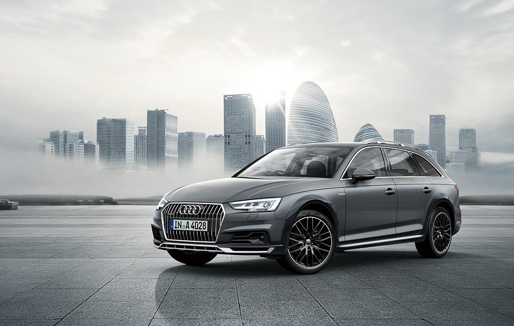 限定モデル Audi A4 allroad absolute を発売