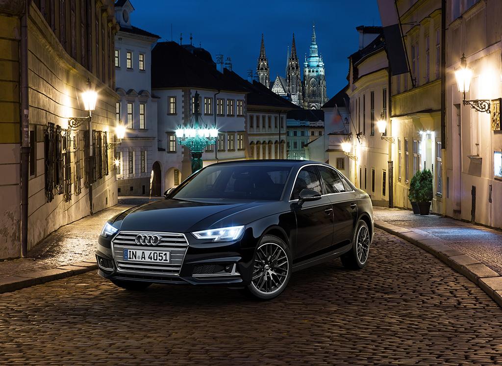 Audi A4シリーズの仕様と価格を一部変更して発売