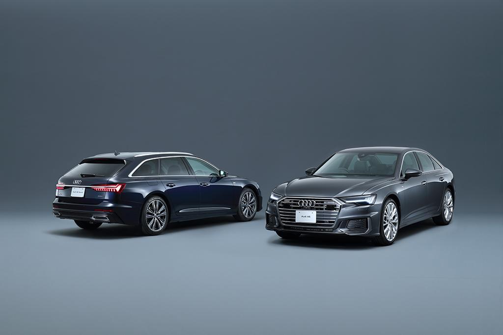 新型 Audi A6 Sedan /Audi A6 Avantを発売