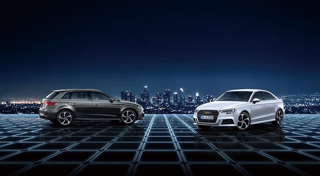 Audi A3に限定車、S line dynamic limitedを発売