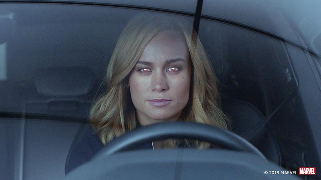 Audi e-tron GT conceptが作中に。映画『アベンジャーズ/エンドゲーム』と連動したプロモーションを展開