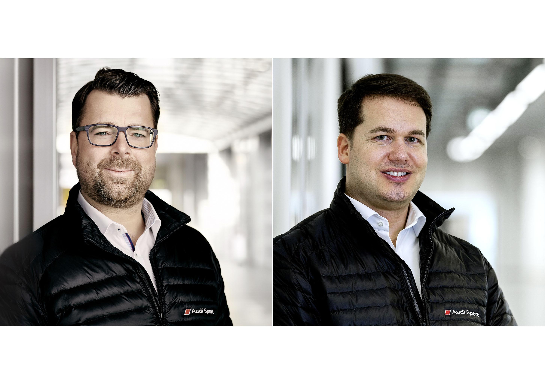 Audi Sport GmbHの新しい役員人事