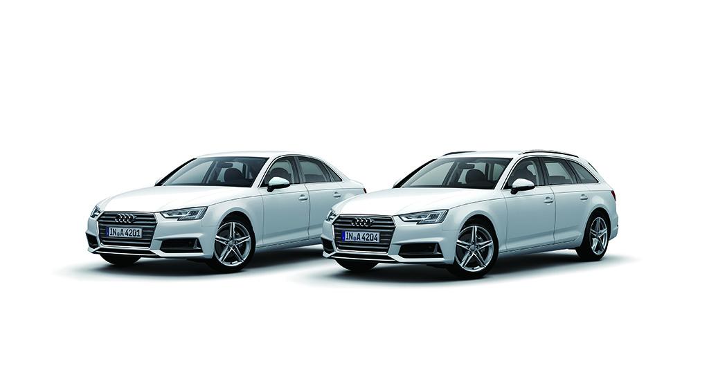 特別仕様車 Audi A4 Meisterstueckを発表