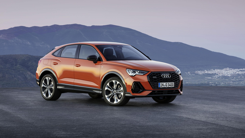 パワフル&エレガント:Audi Q3 Sportback