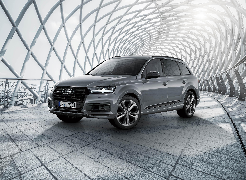 限定モデル Audi Q7 urban blackを発売