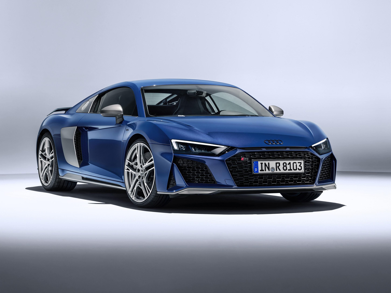 新型Audi R8 Coupé / Spyderを発売