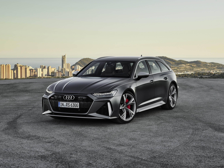 第4世代に進化したRSのアイコンモデル:新型Audi RS 6 Avant