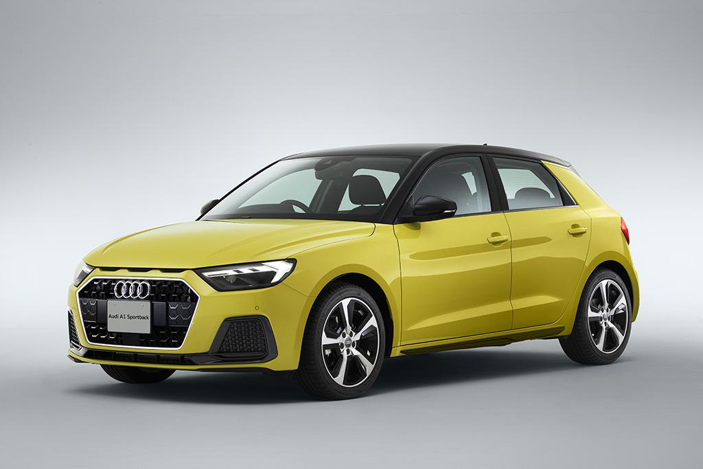 新型Audi A1 Sportbackを発売