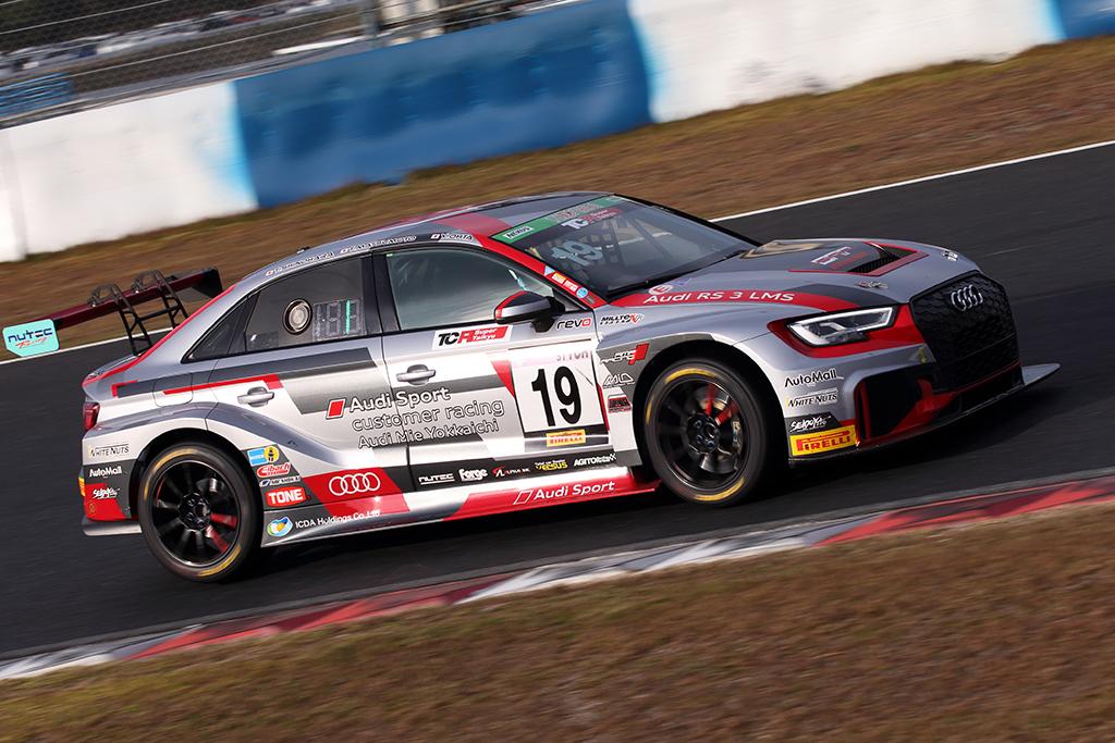 Audi RS 3 LMS、スーパー耐久シリーズ2019で年間タイトル獲得