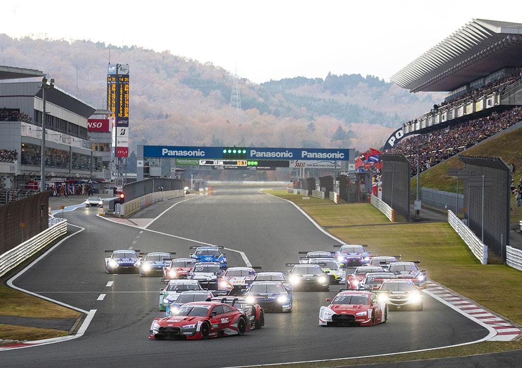 SUPER GT×DTM特別交流戦、レース2でデュバルが3位表彰台を獲得