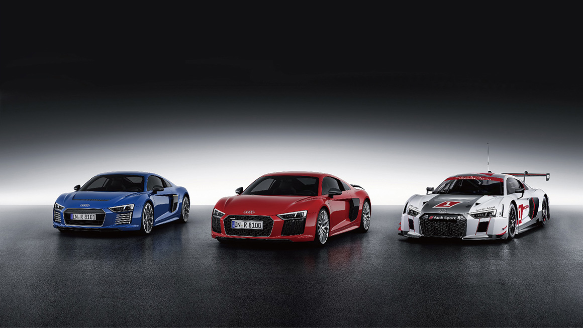 Audi News Letter -July Issue-