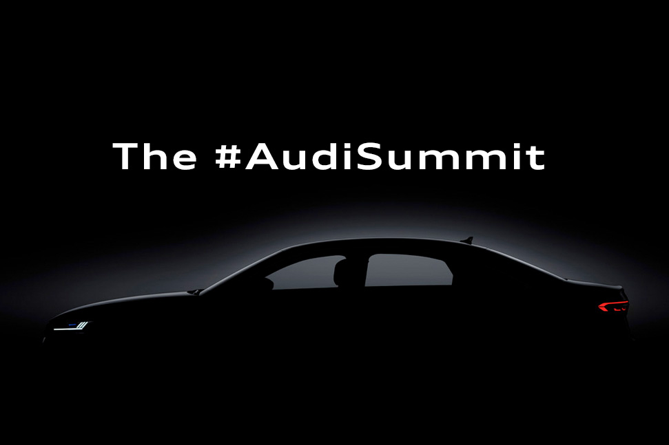 The #AudiSummit
