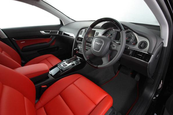 A6 オールロードクワトロのエクスクルーシブ仕様車を アウディジャパンがコーディネート -ラグジュアリー、スポーティの2つのバージョン-