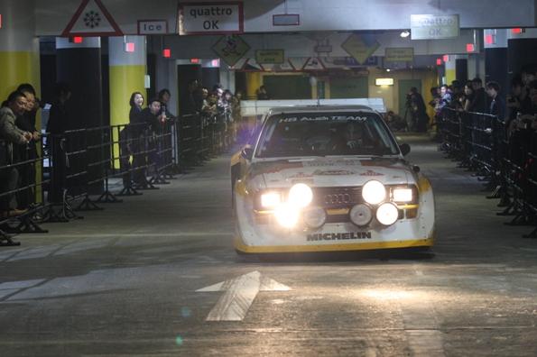 アウディ クワトロ 誕生30周年を祝うスペシャルパーティー 「Audi quattro Night」を開催