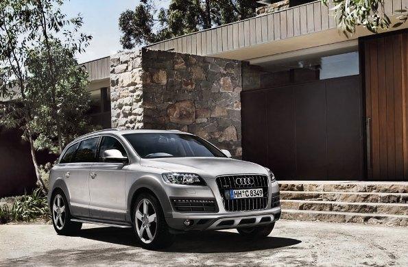 Audi Q7 3.0 TFSI quattro 発表 -新エンジンと新トランスミッションの採用により、環境性能をさらに向上-