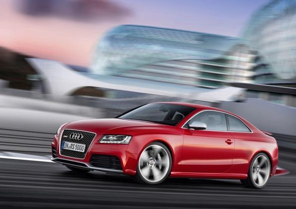 「Audi RS 5」発表 -最新世代のクワトロ搭載の高性能プレミアムスポーツクーペ-